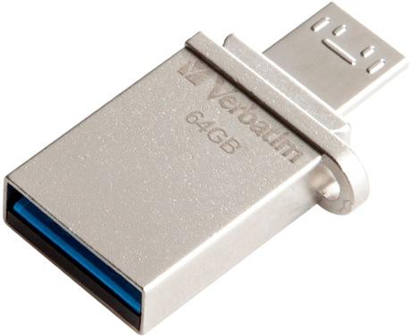 Verbatim Micro OTG USB Stick 64 GB