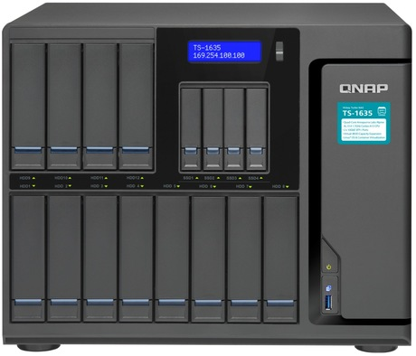 QNAP TS-1635-4G 16-bay NAS