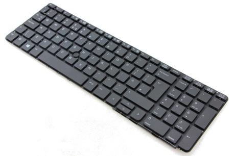 HP ProBook 650 Keyboard UK