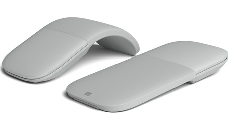 a062f94a8dc Microsoft Surface Arc Mouse Grey   Peripherals   ARP.nl