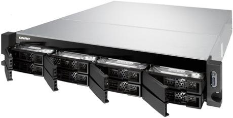QNAP TS-832XU-RP-4G 8-bay NAS