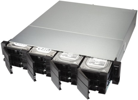 QNAP TS-1232XU-RP 4GB 12-bay NAS