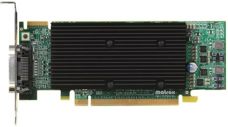 MATROX M9120 PLUS LP PCIE X1 WINDOWS VISTA DRIVER DOWNLOAD