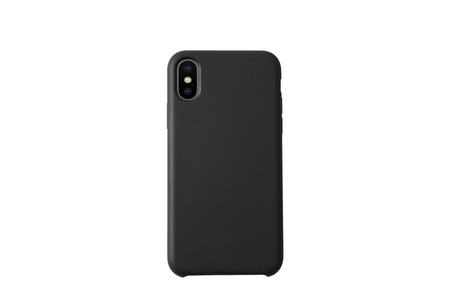 online store 1409c 18c69 ARTICONA iPhone X/XS Silicone Case Black