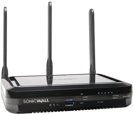 SonicWall SOHO 250 Wireless-N AGSS 3Y