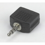 Adapter 1x 3.5 mm/M 2x 3.5 mm/F - Thumbnail