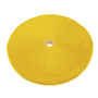 Cable Binder Roll Velcro 25m×10mm Yellow - Thumbnail