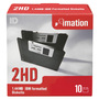 Imation DS-HD 1.44 MB DOS, 10-Pack - Thumbnail